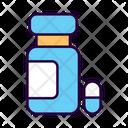 Supplement Medicine Pills Icon