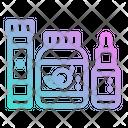 Vitamin Nutrition Supplement Icon