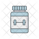 Supplement Protein Shake Food Icon