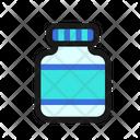 Supplement Health Vitamin Icon