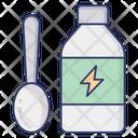 Supplement Powder Supplement Medicine Icon