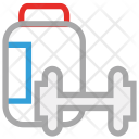 Supplements Healthcare Exercise Icon