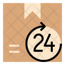 Supplies Parcel Hr Icon