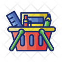 Supplies Store Store Shop Icon