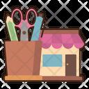 Supplies Store Icon