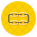 Supply Chain Supply Network Chain Management Icon