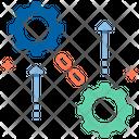Backlink Linking Setting Icon