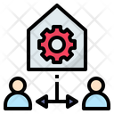 Supply Production Provide Icon