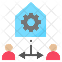 Supply management Icon