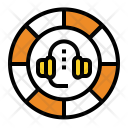 Support Help Voip Icon