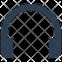 Contact Headphones Headset Icon