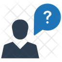 Question Request Doubt Icon