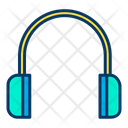 Support Headphone Marketing Support Icon