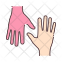Support Supporting Hand Support Hand Icon