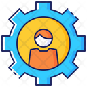 Support Business Person Icon