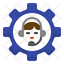Support Consultant Telesale Icon
