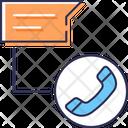 Callsm Support Calls Icon