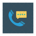 Support Call Talk Icon
