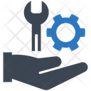 Repair Support Technical Icon