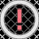 Support Warning Error Icon