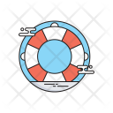 Support Lifeguard Save Icon