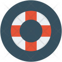 Support Life Buoy Icon