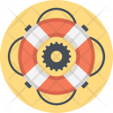 Technical Assistance Lifeguard Icon