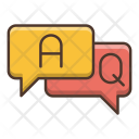 Support Chat Question Icon