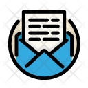 Support Service Mail Icon
