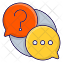 Support Chat Chatting Icon