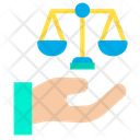Care Court Justice Icon