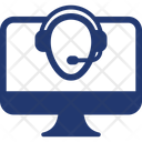 Consultant Online Support Icon
