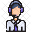 Support assistant Icon