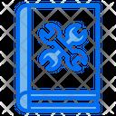 Book Manual Service Icon