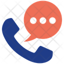 Support Call Statistics Strategy Icon