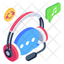 Support Chat Icon