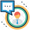 Ask Questions Questionnaire Icon