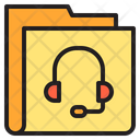 Support Folder Icon