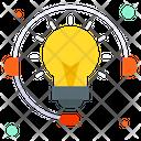 Support Idea Service Idea Idea Icon