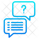 Message Question Service Icon