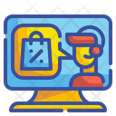 Support Monitor Icon