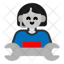 Call Center Service Online Icon