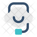 Support Helpdesk Service Icon