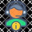 Info Information Service Icon