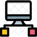Networking Internet Sharing Icon