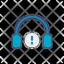Support Service Error Icon
