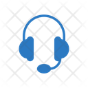 Support Headset Online Icon