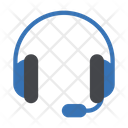 Support Services Headphone Support Icon