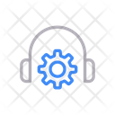Support Services Setting Icon
