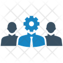 Business Specialist Support Icon